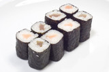 Salmon and Tuna Sushi