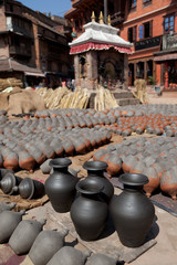 Keramik auf Markt