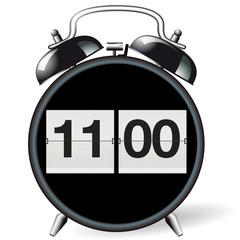 Wecker rero - Uhrzeit 11:00