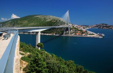 Bridge in Dubrovnik