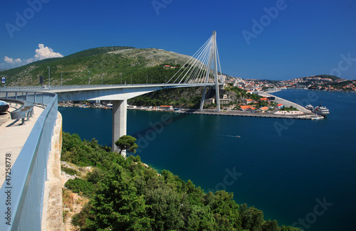 Bridge in Dubrovnik