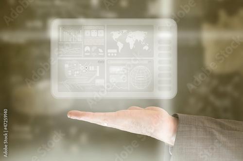 Display zeigen - Lösung