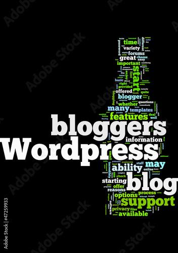 Bloggin With Wordpress