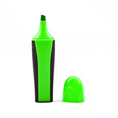 Green Highlighter Pen