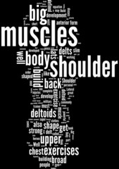 Build Big Strong Shoulder Muscles For V Shape Upper Body  Build