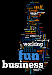 Business  Fun  Great Lifestyle