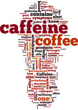 Caffeine Addiction  A Problem To Be Solved As Early As Possible poster
