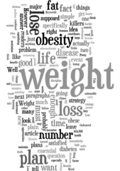 Can You Lose Weight Without A Weight Loss Plan