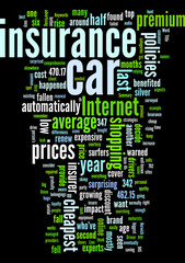 Car Insurance Premiums Driven Down By The Internet