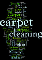 Carpet Cleaning Myths to Junk