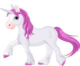 Fototapety Quietly going unicorn