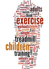 Chidren And Exercise