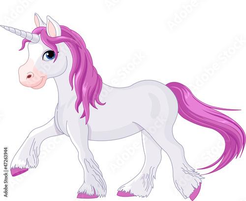 Poster Pony Quietly going unicorn