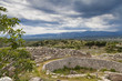 Mycenae, archaeological site in Greece