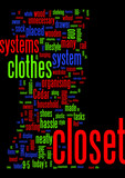Clutter Be Gone  How to Cleanse A Closet Cedar Style poster