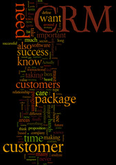 CRM Success Is In Your Hands