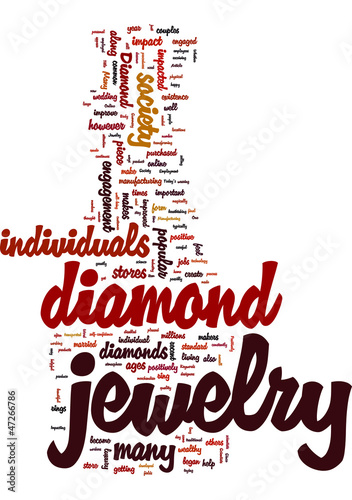 Diamond Jewelry   Positively Impacting Today s Society