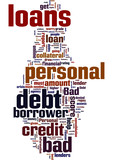 Accomplishing Personal Aspirations With Bad Debt Personal Loans poster