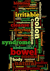 Enema Or Irritable Bowel Syndrome  Constipation Managed With Int