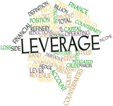 Word cloud for Leverage