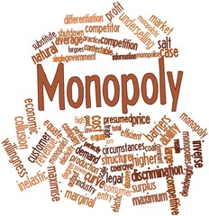 Word cloud for Monopoly