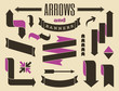 Arrows and Banners Collection