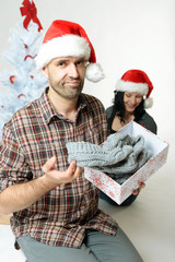 Falsches Weihnachtsgeschenk