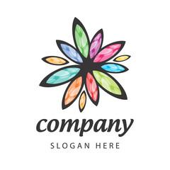 logo flower 270