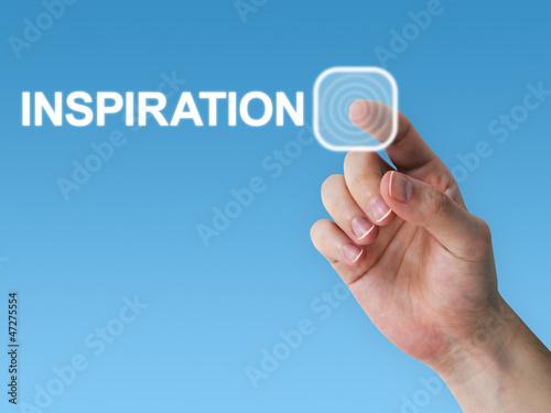 Inspiration button