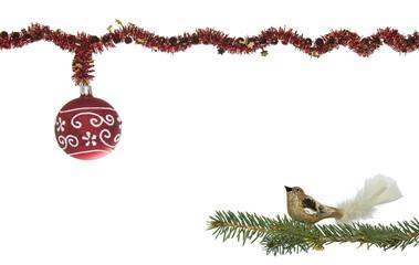 Weihnachten Christbaumschmuck