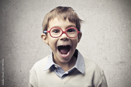 Shouting Child