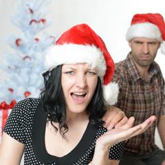 Diskussion an Weihnachten
