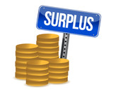 surplus money