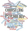 Word cloud for Counseling psychology