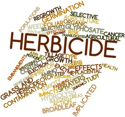 Word cloud for Herbicide