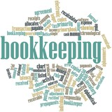Word cloud for Bookkeeping