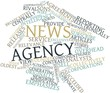 Word cloud for News agency