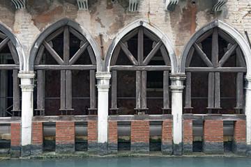 Portici veneziani