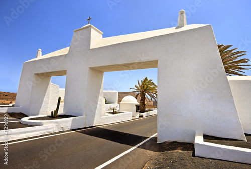 Gateway to Costa Teguise, Lanzarote