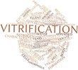 Word cloud for Vitrification