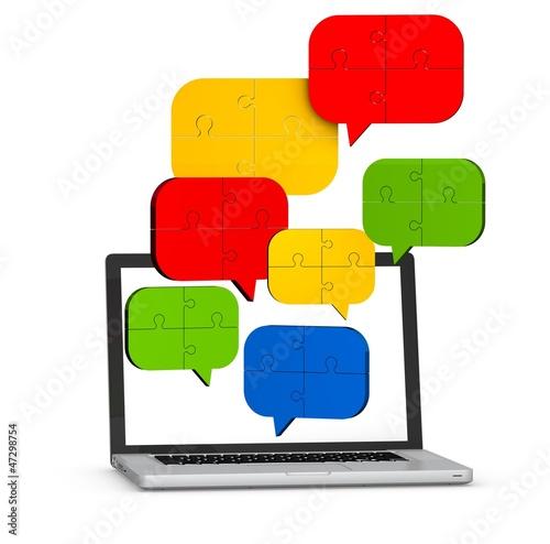community laptop
