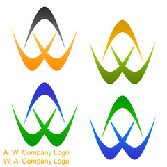 A. W. and  W. A. Company Logo