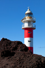 Old Ligthouse in Punta Teno, Tenerife