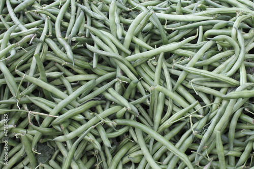 Dark Green String Beans