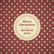 vintage christmas card background