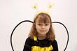 Dziewczynka jako pszczoła