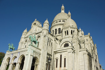 Sacre-Coeur, Paris, France