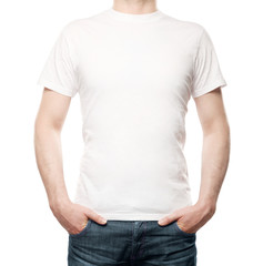 guy in T-shirt