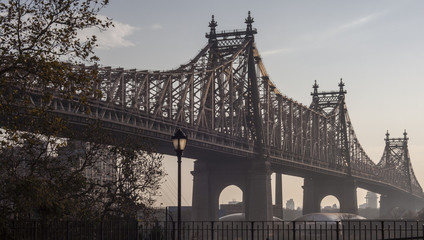 Queensboro Bridge, also known as the 59th Street Bridge