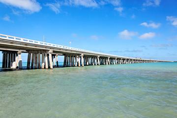 Bahia Honda Bridge, Florida Keys, Florida, USA